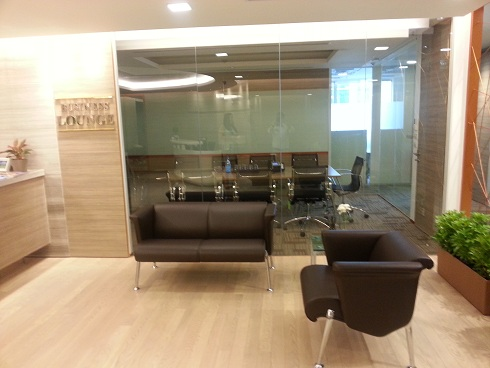 Serviced Office at Ploenchit Bangkok Thailand